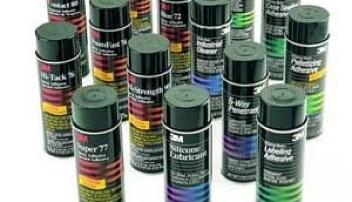 3M Aerosol Adhesives