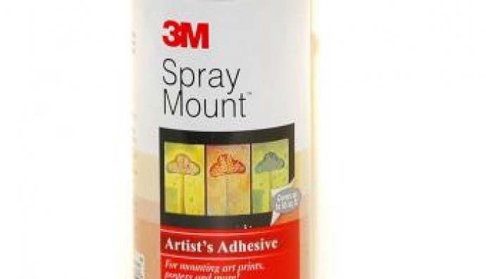 3M Spray-Mount Artist's Adhesive 6065