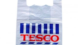 Printed Plastic T Shirt Bag