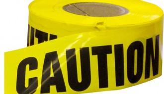 Caution Tape / Awas Tape / Boundary Tape