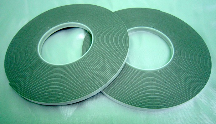 Acrylic Foam Tape Grey Thickness 1.6mm