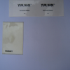 Transparent OPP Sticker – WKP