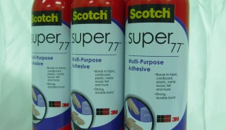 Malaysia 3M Super 77 Supplier distributor and manufacturer