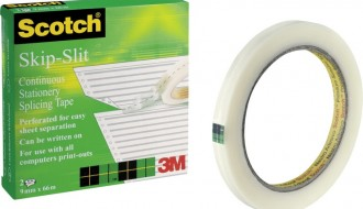3M Skip-Slit Splicing Tape