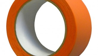 PVC protection Tape (orange colour)