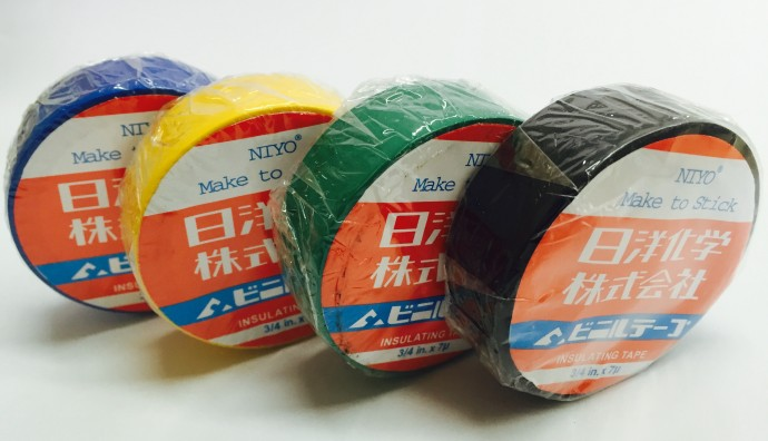 NIYO PVC wire tape