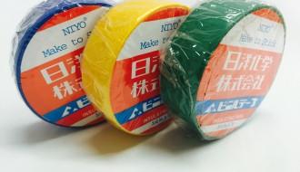 NIYO Wire black & colour tape