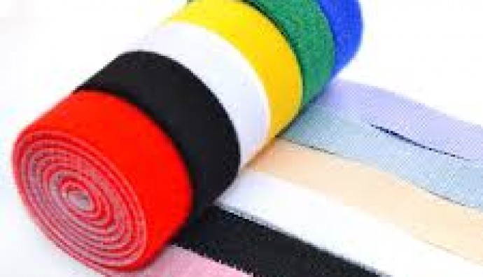 COLOUR HOOK & LOOP TAPE MALAYSIA SUPPLIER