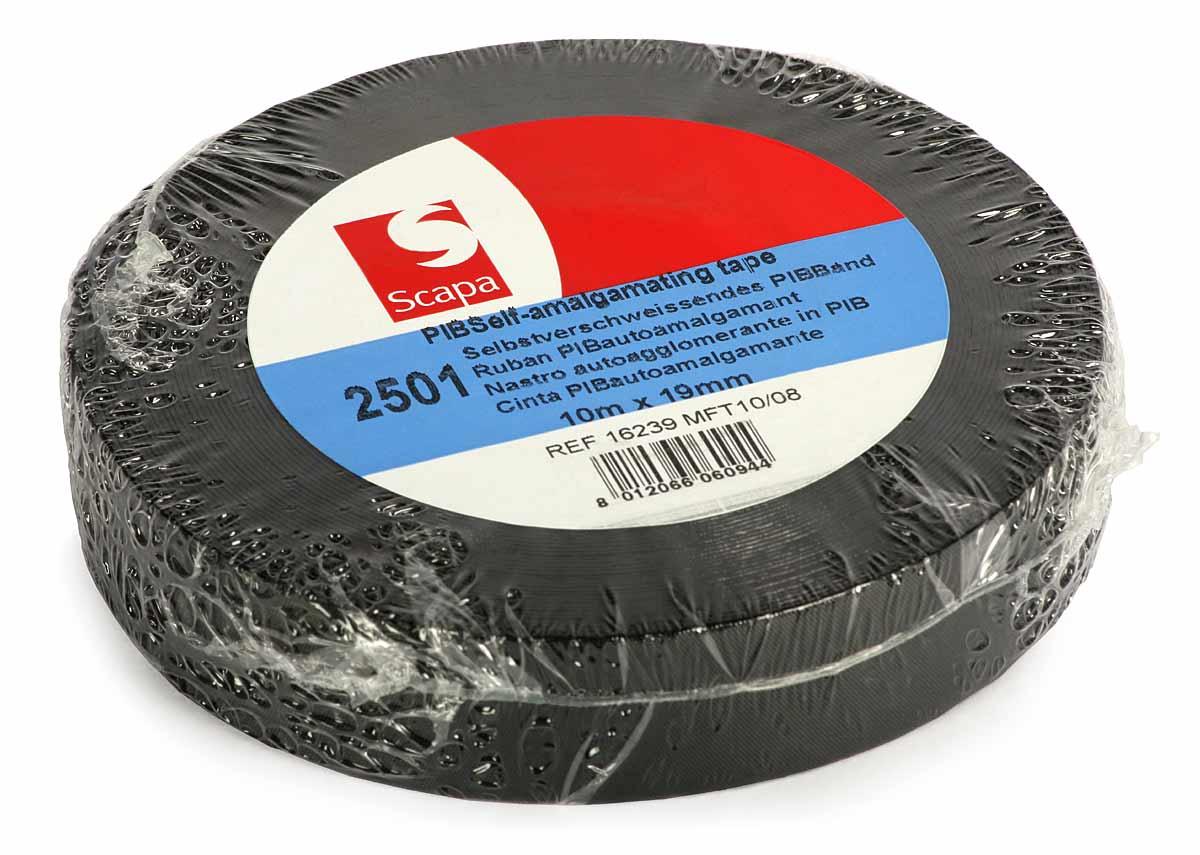 scapa pib self amalgamating tape 2501 xora enterprise. Black Bedroom Furniture Sets. Home Design Ideas