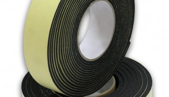 PVC Insulation Foam / Glazing Tape / Single Sided Foam