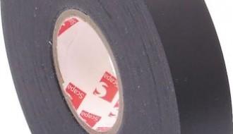 PVC BLACK PROTECTION TAPE